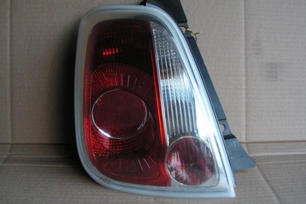 Fiat 500 Lave Zadne Svetlo