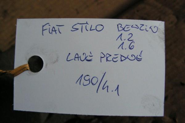 Fiat Stilo Lavy Predny Strmen