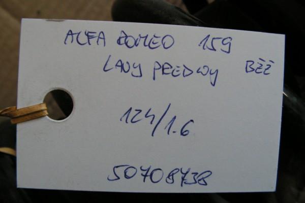 Alfa Romeo 159 Lavy Predny Tlmic