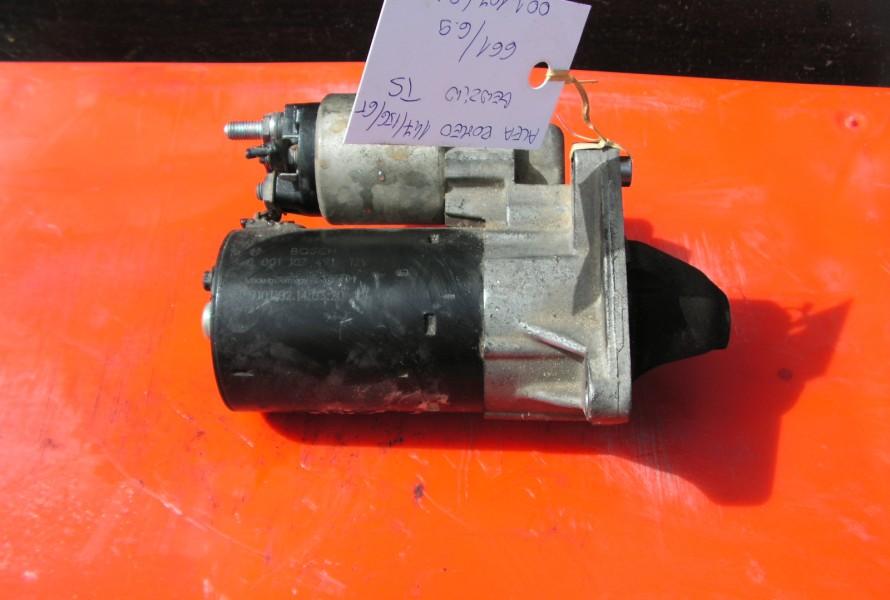 Starter Alfa Romeo 147/156 Benzin 001107491
