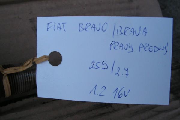 Prava Predna Poloos Fiat Bravo/Brava 1.2 16V