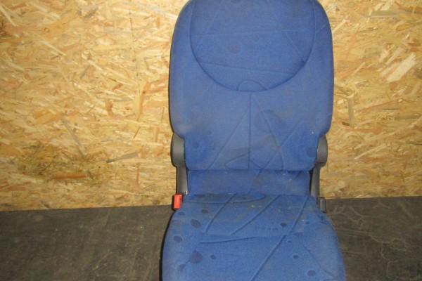 Fiat Multipla Lave Zadne Modre Sedadlo 255