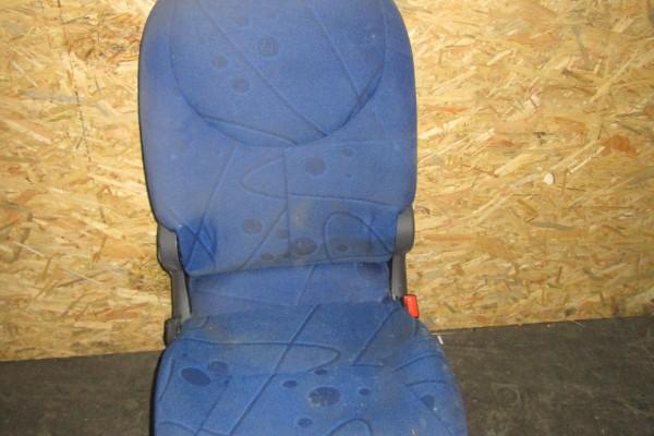 Fiat Multipla Prave Zadne Modre Sedadlo 245