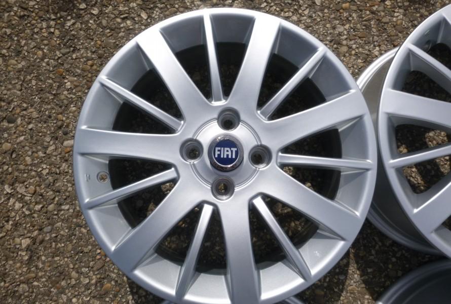 Fiat Grande Punto Alu Dysky Nove 16.. alu132