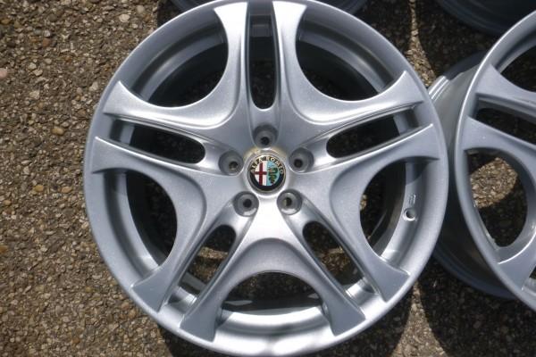 Alfa Romeo 147/156/Gt Nove Alu Dysky 17...alu131