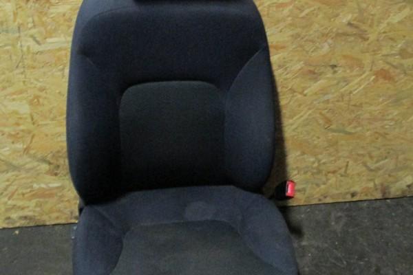 Fiat Doblo I. Predné Pravé Sedadlo Tmavo modré 123