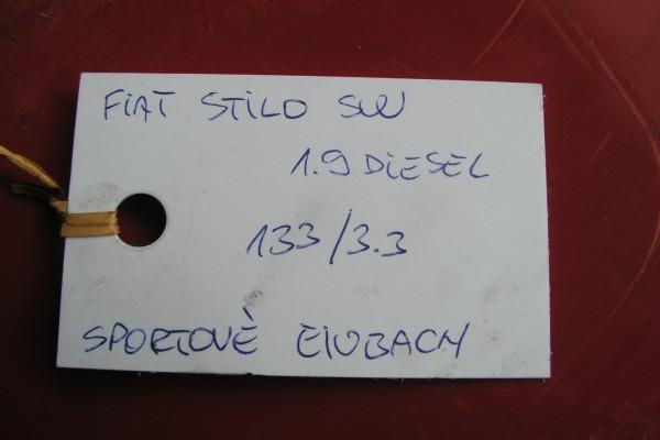 Fiat Stilo Kombi 1,9Mjet Sportove Pruziniy