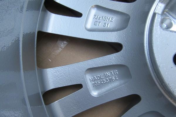 Fiat Bravo 2 Alu disky 16