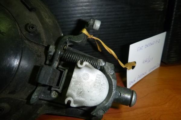 Fiat Doblo 1/2 Prava Predna Vonkajsia Klucka