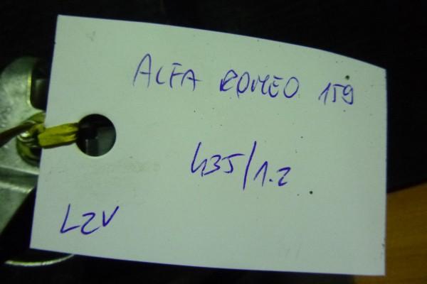Alfa Romeo 159 Lava Zadna Vonkajsia Klucka