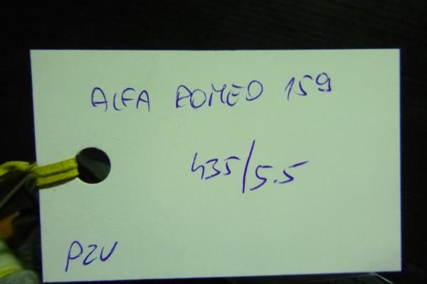 Alfa Romeo 159 Prava Zadna Vonkajsia Klucka