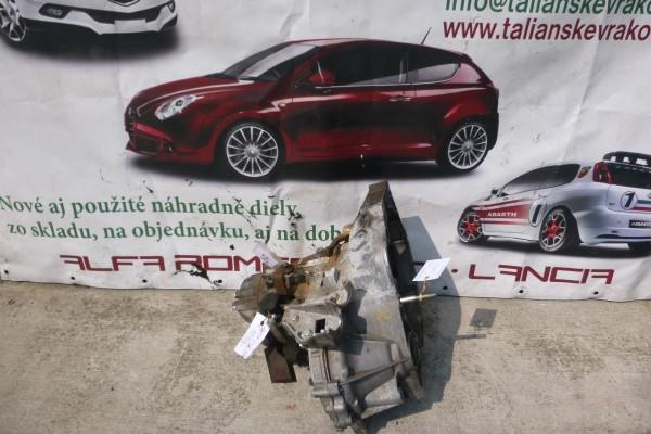 Alfa Romeo Mito 5stupnova prevodovka 1.3jtd