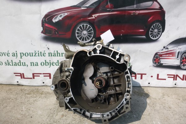 Fiat Grande Punto 6Stupnova Manualna Prevodovka 1.3Diesel