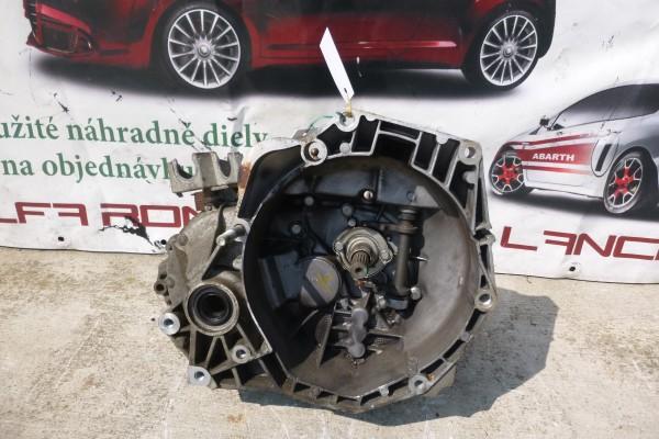 Lancia Musa 5Stupnova Manualna Prevodovka 1.3Diesel
