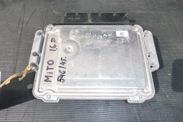 Riadiaca Jednotka Motora Alfa Romeo Mito 1.6Diesel 0281015576