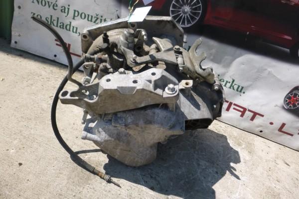 Lancia Delta 1.9Twin Turbo Prevodovka