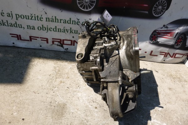Lancia Delta 2.0Diesel Automaticka Prevodovka