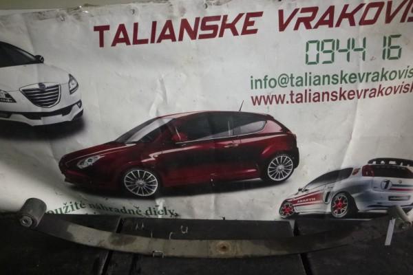 Fiat Doblo 2 Listove Pero