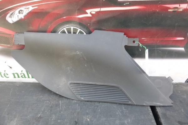 Fiat Linea vnutorna plastova krytka stredového tunela lava