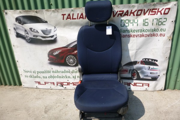Fiat Multipla Lava Zadna Sedacka