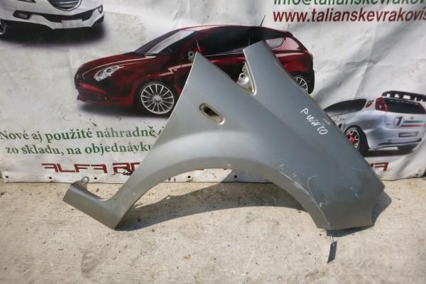 Fiat Grande Punto Pravy Predny Blatnik