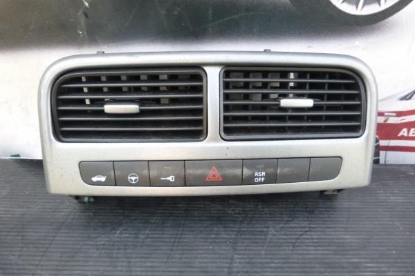 Fiat Grande Punto Sredny Vyduch Kurenia