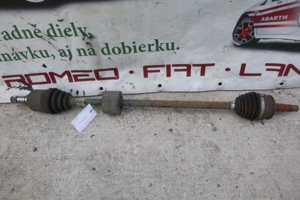 Fiat Grande Punto 1.2Benzin Pravy Predny Poloos 557005570