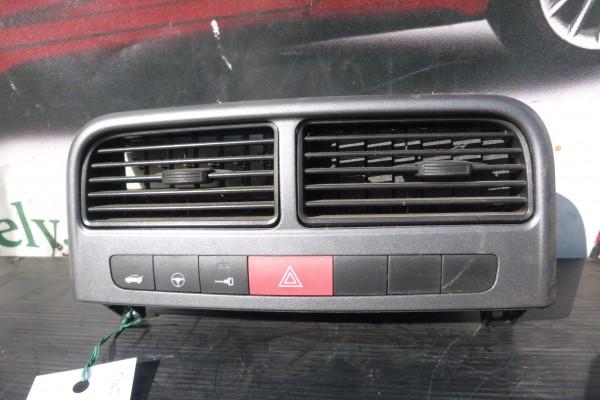 Fiat Grande Punto stredny Vyduch Kurenia