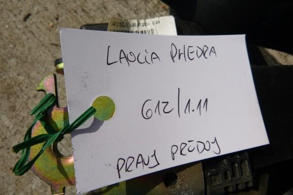 Lancia Phedra pravy predny bezpecnostny pas