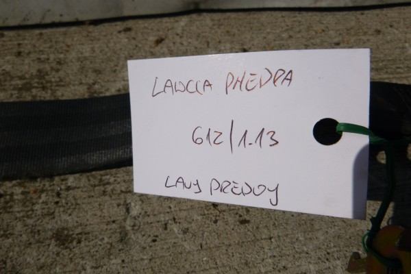 Lancia Phedra lavy predny bezpecnostny pas