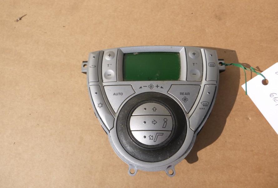 Lancia Phedra Ovladanie Klimatizacie 14900560YH