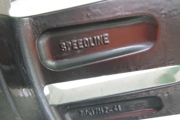 Fiat Stilo Zanovne alu disky 17'