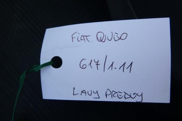 Fiat Fiorino/Qubo Lavy Predny Bezpectnostny Pas