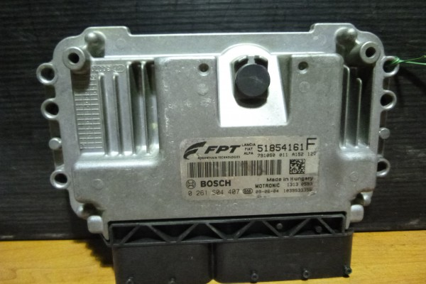 Alfa romeo mito 1.4benzin  Riadiaca Jednotka Motora 51854161