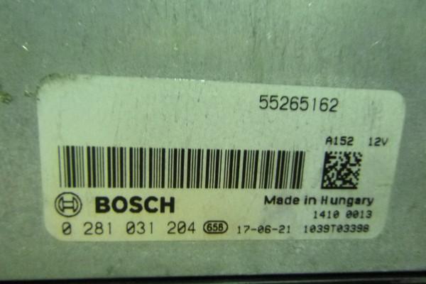 Fiat 500X/Tipo 1.6/2.0Mjet Riadiaca Jednotka Motora 55265162