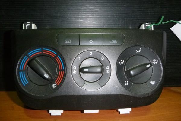 Fiat Grande Punto Ovladanie Klimatizacie