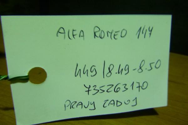 Alfa romeo 147 Pravy Zadny Ovladac stahovanie Okna 735263170