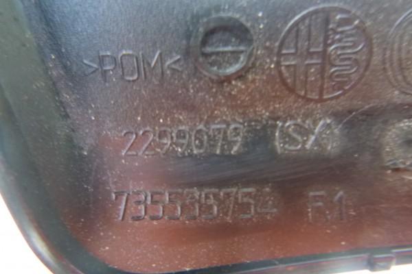 Fiat 500L kryt reproduktora 735535754