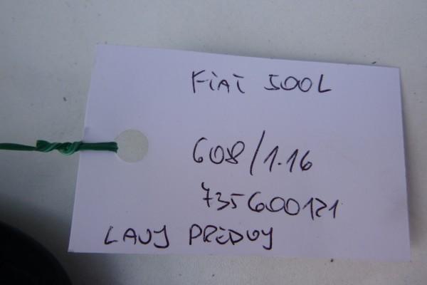 Fiat 500L Ovladanie Okien Lave Predne 2X el okno 735600121