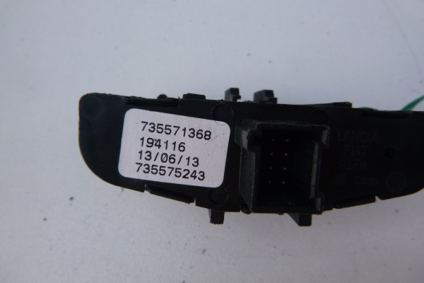 Fiat 500L Ovladanie/vypinac ASR 735571368