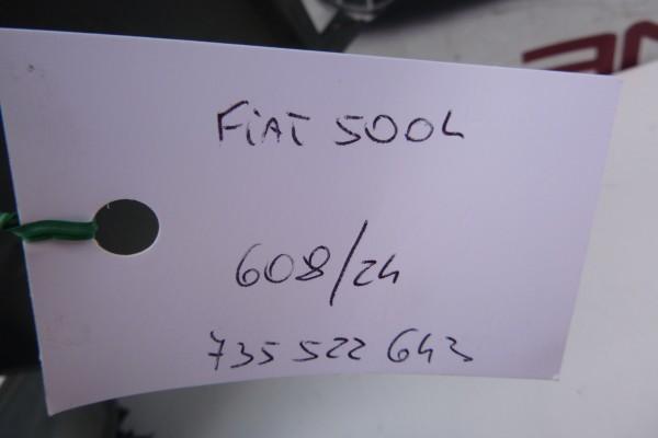 Fiat 500L pravy zadny vnutorny prah 735522643