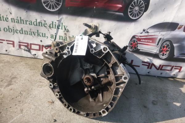 Fiat Grande Punto 1.4Benzin 5stupnova prevodovka