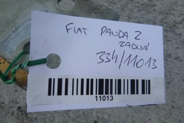 Fiat Panda 2 Zadna Vystuha Naraznika