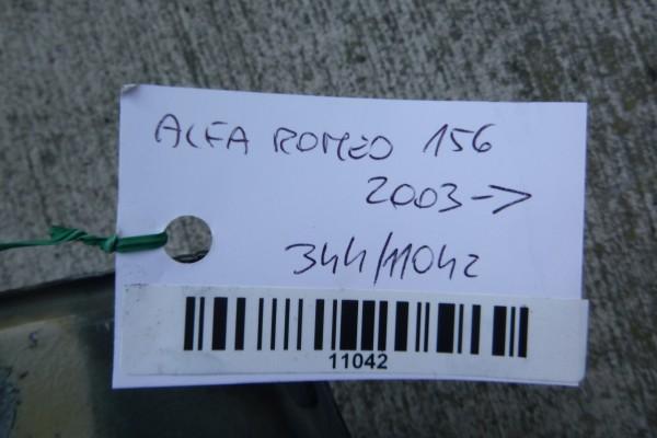 Alfa Romeo 156 Predne Horne Celo 2003-