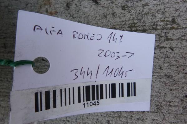 Alfa Romeo 147 Predne Horne Celo 2003-