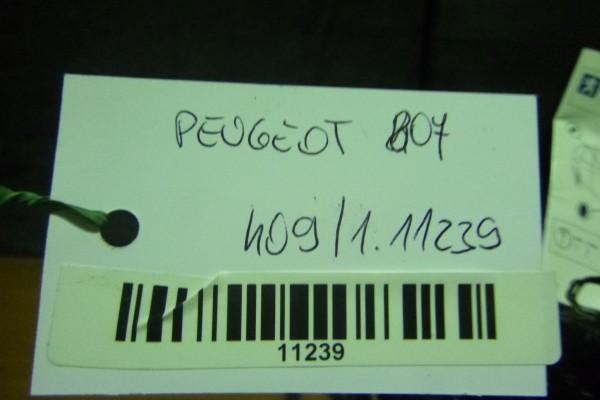 Peugeot 807 Novy Originalny Alarm