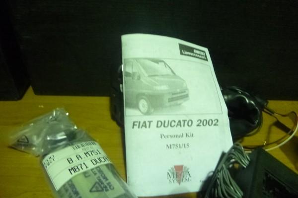 Fiat ducato alarm 50900802