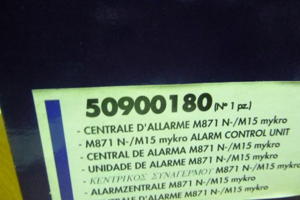 Fiat Multipla Novy alarm 50900180