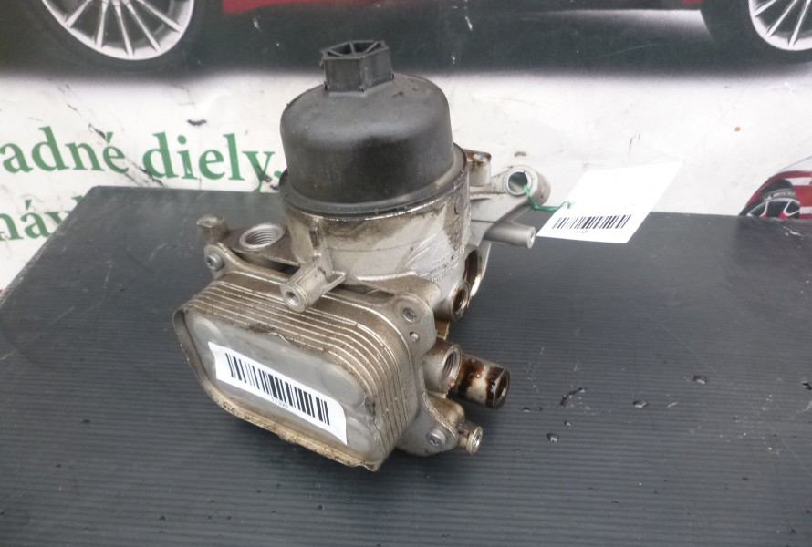Fiat Linea 1.4T drziak olejoveho filtra 55212027