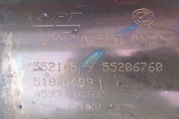 Fiat Linea 1.4t Katalizator 55216589/55206760
